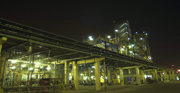Petroleum, Chemicals and Petrochemicals Investment Region
